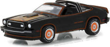 Greenlight 1:64 Hobby Exclusive 1978 Ford Mustang II King Cobra (Black) 29937
