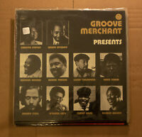 Groove Merchant Presents LP Jimy Mcgriff Reuben Wilson Groove Holmes jazz soul