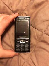 Sony Ericsson Cyber-shot K800i - Velvet black (Vodafone) Mobile Phone
