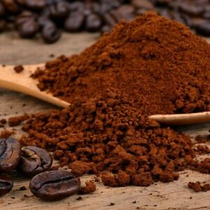 Ceylon Black Coffee been ground fine Powder 100% pure Natural Coffee Quality
