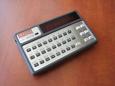 NEW Vintage NIXDORF LK-3000 RED-LED mini pocket computer (023178)