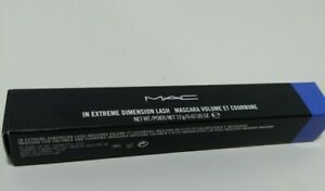 MAC IN EXTREME DIMENSION LASH MASCARA SHADE HOLD FOR 10 (Blue) 12G/.42OZ NEW