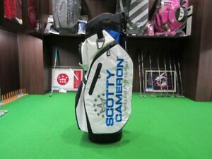 Scotty Cameron 2019 M & G festival Limited Cart Bag with 5 HC World 200 limited
