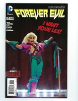 Forever Evil #7 Robot Chicken Adult Swim Variant Cover! DC LN/NM!