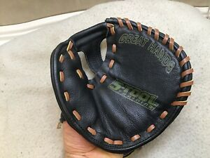 Rawlings 5-Tool Youth Baseball T-Ball Softball Catchers Mitt Right Hand Throw
