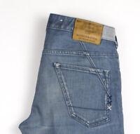Scotch & Soda Hommes Phaidon Décontracté Jeans Extensible Taille W30 L32 AMZ1056
