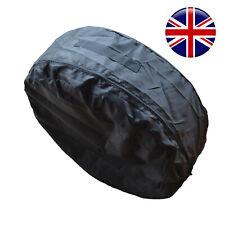 "Car Spare Wheel Storage Bag Tyre Protection Cover 65x23cm 14"" 15"" 16"" Black P61b"