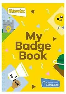 Brownies Badge Book Girl Guiding  NEW official product LATEST VERSION
