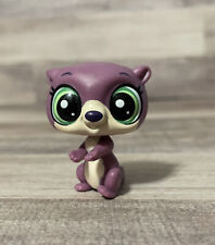 Littlest Pet Shop, LPS, Harper Hoops, Otter, #4098, Walmart Exclusive
