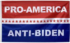 Donald Trump 2024 Don Jr Ivanka Anti Biden flag 3x5ft banner