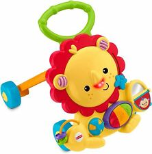 Fisher Price Musical Lion Walker With Lights & Sound
