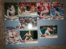 2017 TOPPS BASE SERIES 2 BASEBALL CARDS YOU CHOOSE 351-700 MLB CARD FREE SHIP