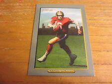 Joe Montana 2005 Topps Turkey Red #237 Card NFL Football San Francisco 49ers