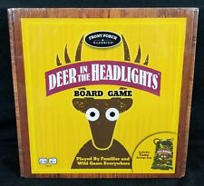 Deer in the Headlights Board Game NEW - SEALED