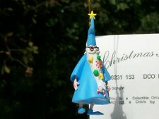 New Grolier Christmas Magic Ornament Merlin WOW!