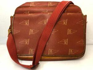 Authentic Louis Vuitton Calvi Avocanie LV Cup PVC Red Shoulder Bag Crossbody