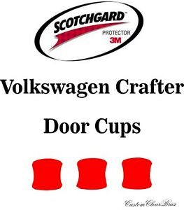 3M Scotchgard Paint Protection Film Clear Kit 2019 2020 Volkswagen Crafter