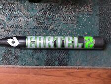 "Demarini Cartel 2 D2E Exclusive USSSA Slowpitch Softball Bat 34"" 26 oz. *RARE*"