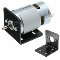 DC 12V Motor Set 10000rpm Low Noise 775 150W L-type Bracket Replacement