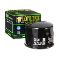 HiFlo Filtro Motorcycle Replacement Oil Filter (HF160) BMW F650/700/800 S1000 R1