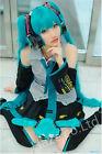 Vocaloid Hatsune Miku Cosplay  Costume anime Custom Any Size S M L XL XXL