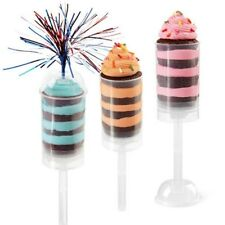 6 Treat Pops Trasparenti Wilton