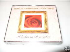 TIMELESS ROMANTIC FAVOURITES -3 CD FATBOX-NEW&SEAL-2008