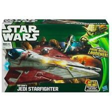 STAR WARS OBI-WAN'S JEDI STARFIGHTER VEHICLE ITEM A0880 ** GREAT PRICE / GIFT **