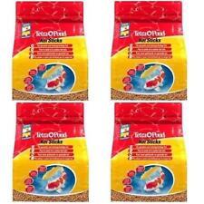 TETRA POND KOI VIBRANCE PREMIUM KOI FOOD 5.18lbs VALUE PACK 4 x 5.18lb BAGS
