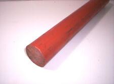 6217) PVC, polychlorure de vinyle, rouge-brun, Ø 50mm