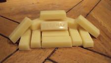 White Beeswax Blocks -1 Pound (454g) in Blocks