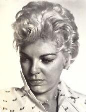 Orig. 1950s GLAM PHOTO-BARBARA NICHOLS-PIN-UP BEAUTY!