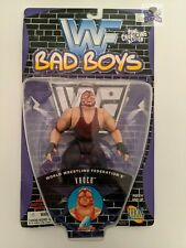 WWF Jakks BCA Superstars Series 4 Vader MOC WWE Bad Boyz