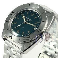 Vostok Amphibian, scuba diving, new design Russian watches amfibia # 150367