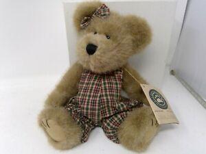 """Boyds Bears Plush Edith Maybeary 10"""" - W/Tag"""