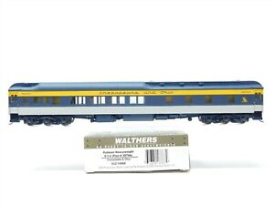 HO Scale Walthers 932-10068 C&O Chesapeake & Ohio 8-1-2 Pullman Passenger Car