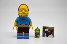 Lego 71009 Simpson Figur Serie 2 Nr.7 Comic Book Man