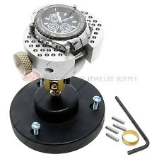 Jewelers Universal Part Holder Clamp Vise Watch Case Ring Jewelry Repair Tool