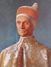 Portrait of Doge Loredano 1501 Giovanni Bellini Painting Italian Renaissance