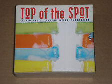 TOP OF THE SPOT (JAMES BROWN, BARRY WHITE, DIANA ROSS) - BOX 4 CD