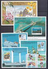 Mikronesien 1997 postfrisch Jahrgang siehe Bilder