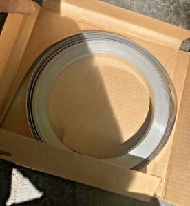 """Stainless Steel 3/4"""" x .020 x 100' Banding Strapping Coil in Box 11SBHI-161"""