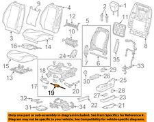 GM OEM Driver Seat-Adjust Motor 13578630