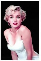 Stunning Colour Marilyn Monroe Postcard, American Film Actress Model Singer 18O