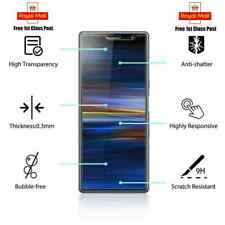 GENUINE HD TEMPERED GLASS SCREEN PROTECTOR FOR SONY XPERIA X10 X10 PRO UK SELLER