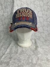 True Religion Vintage Distressed Hat (C2)