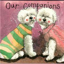 Alex Clark Art - Notelet Box - Our Companions - New