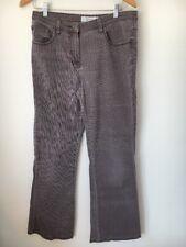 Jeans Brown Size 12 Stretch Cotton Papaya <T14292