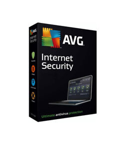 AVG Internet Security - 3 Device / 1-Year - Global - CD