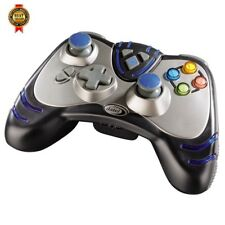 2 Controller Wireless Wildfire per Xbox 360 Nero Nuovo